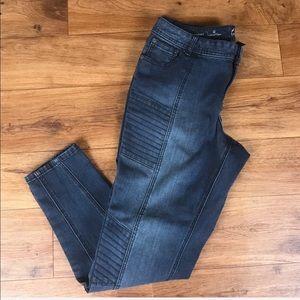 LANE BRYANT Plus Size Skinny Jeans Size 14